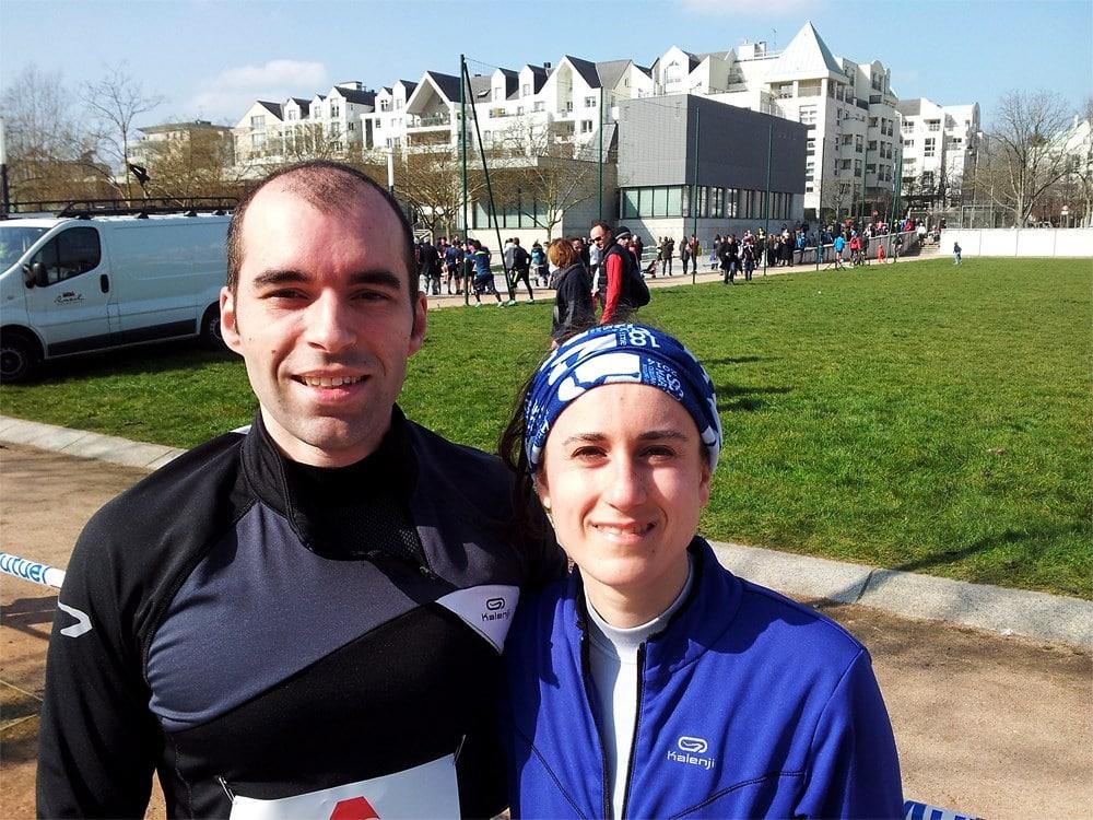 Tortues-runners au semi-marathon de Rueil-Malmaison