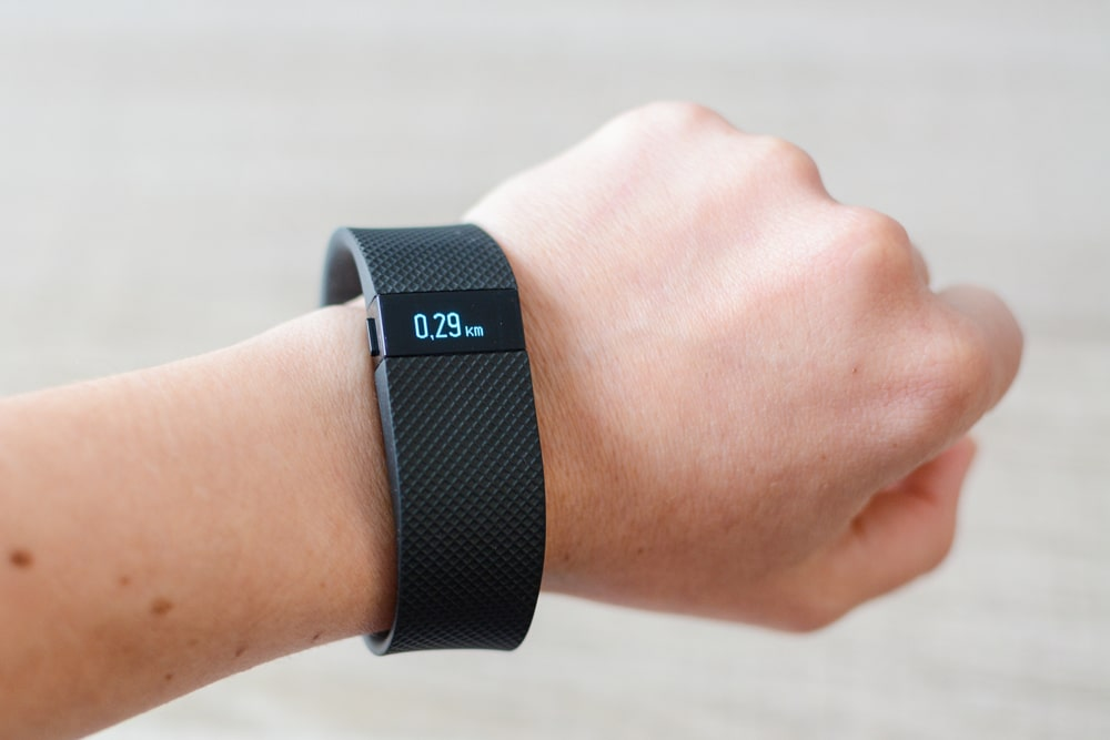 test Fitbit Charge HR