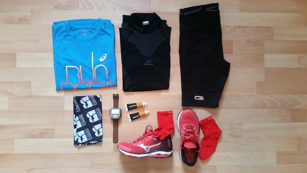 Habits de running pour le Marathon