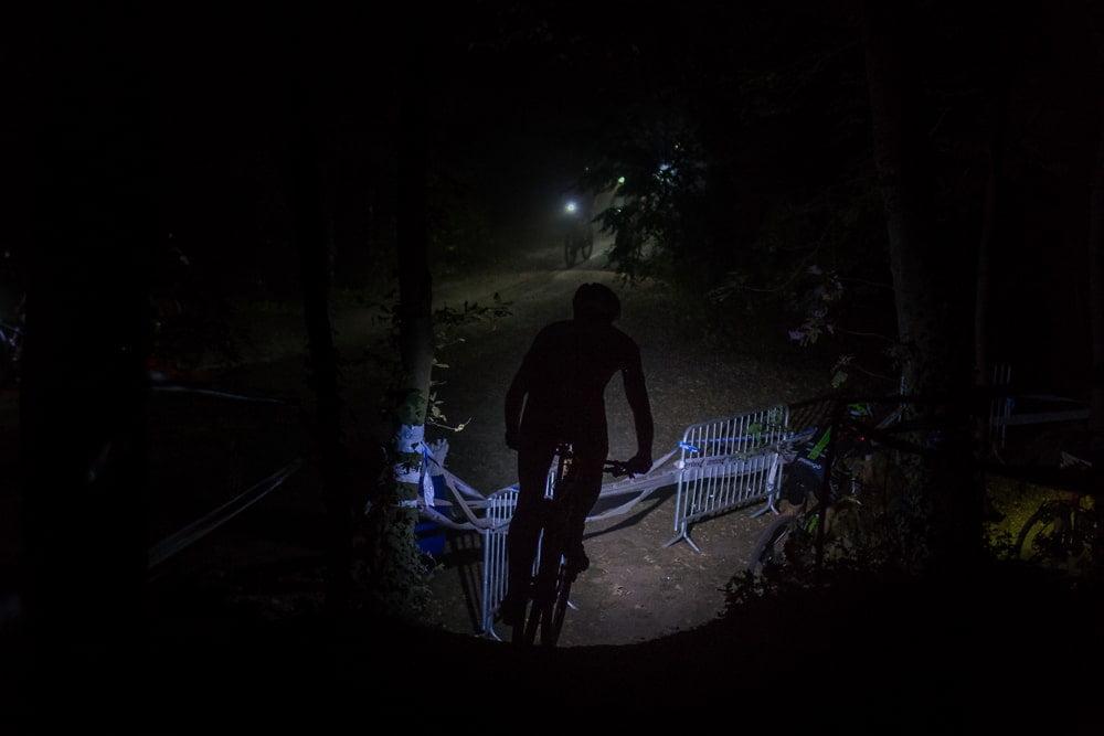 Eclairage réduit pendant la nuit