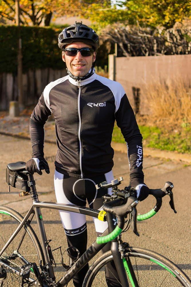 Habillement pour faire du vélo