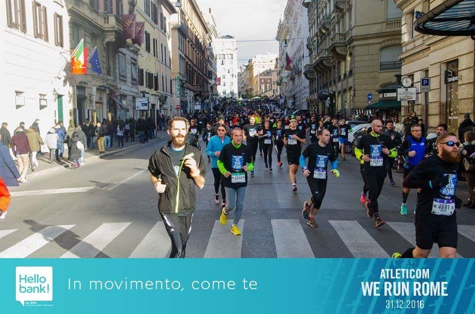 Ludo aux 10kms de ROME