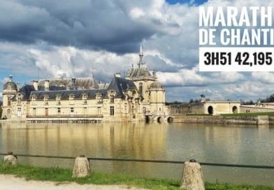 Une crème de marathon à Chantilly