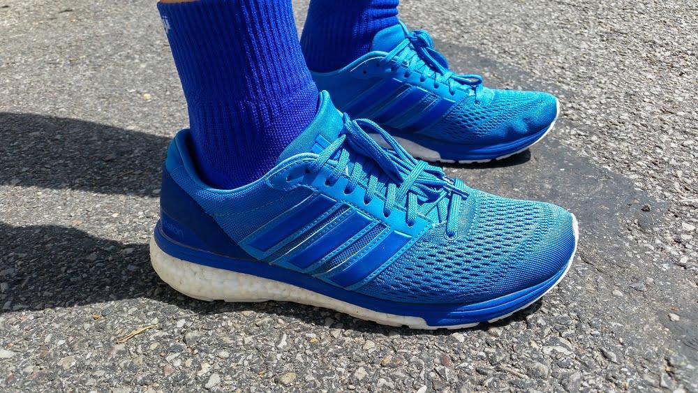 Adidas Boston Boost, parfaite marathonienne