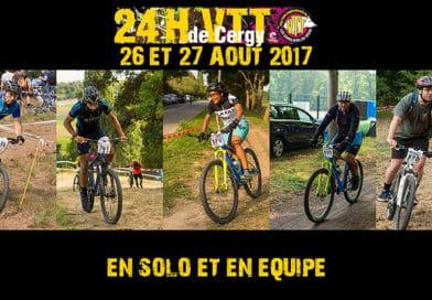 24 H de VTT 2017 en solo