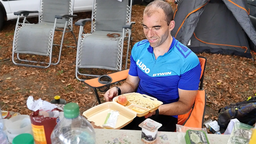 24h vtt de cergy 2017 - dinner