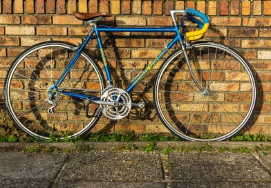 Le Petit Bleu – Restauration de mon Gitane Record