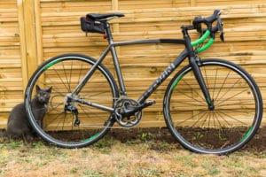 vélo pour débuter le cyclisme sur route