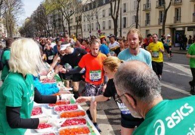 Marathon de Paris – de l'autre côté de la barrière